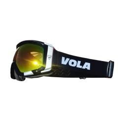 Ochelari schi si snowboard Vola Descente Black